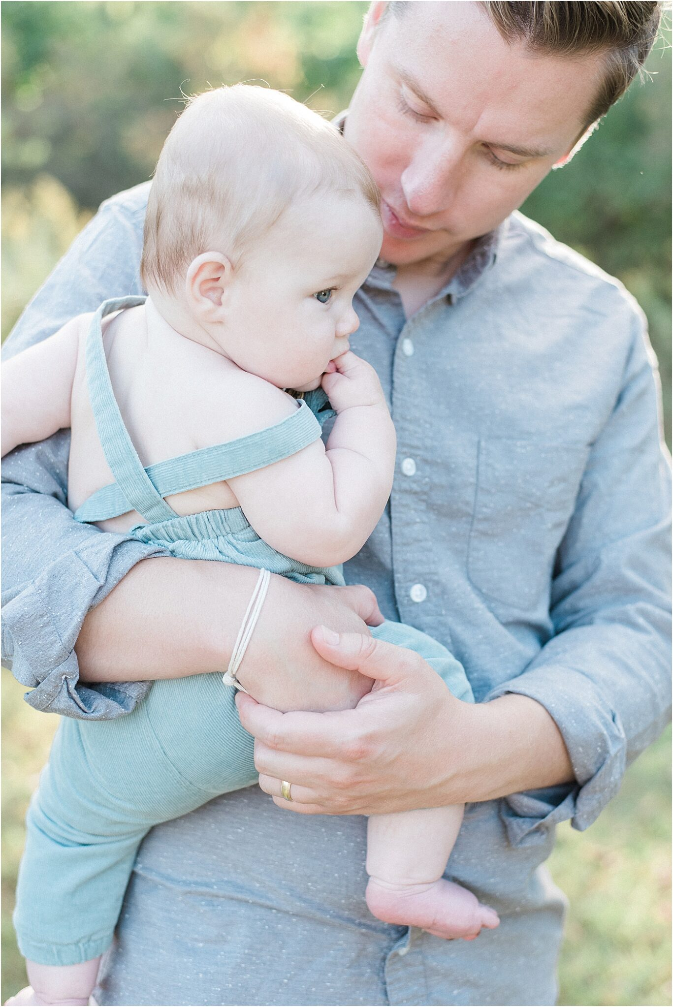 Father and son photo by Lindsay Konopa Photography.
